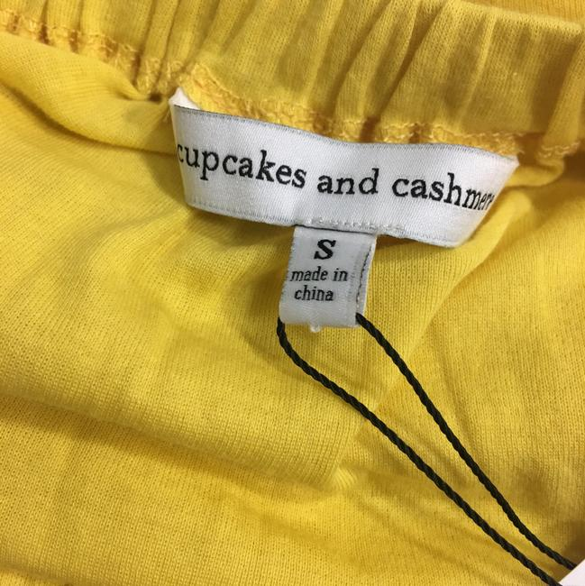 cupcakes and cashmere T Shirt Yellow