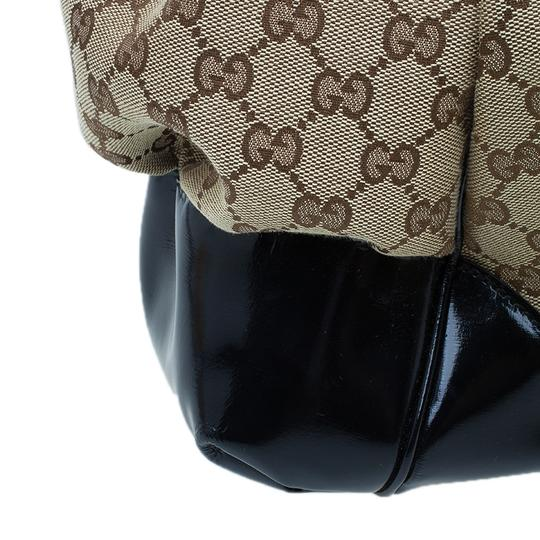 Gucci Full Moon Gg Canvas Tote in beige Image 6