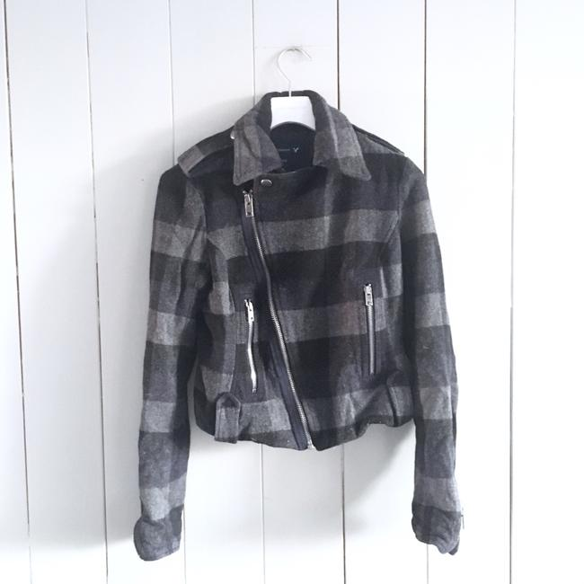 American Eagle Outfitters Motorcycle Jacket Image 1