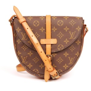 Louis Vuitton Chantilly Chantilly Gm Shoulder Monogram Vintage Cross Body Bag