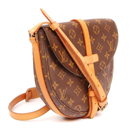 Louis Vuitton Chantilly Chantilly Gm Shoulder Monogram Vintage Cross Body Bag Image 1