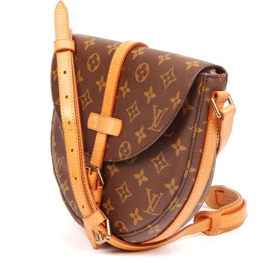 Louis Vuitton Chantilly Chantilly Gm Shoulder Monogram Vintage Cross Body Bag Image 2