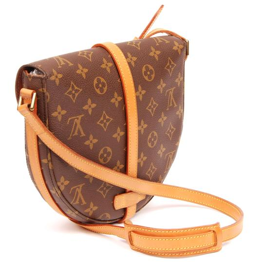 Louis Vuitton Chantilly Chantilly Gm Shoulder Monogram Vintage Cross Body Bag Image 3