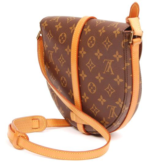 Louis Vuitton Chantilly Chantilly Gm Shoulder Monogram Vintage Cross Body Bag Image 4