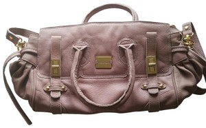 Modalu Satchel in light pink
