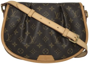 Louis Vuitton Lv Menilmontant Menilmontant Monogram Cross Body Bag