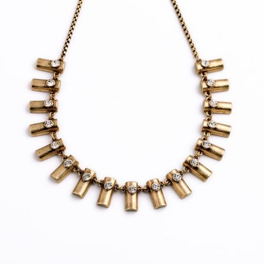 Other Brass Metal Statement Necklace
