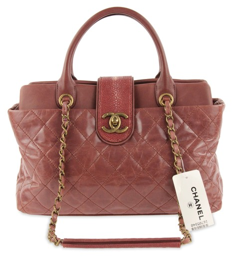 Chanel Satchel in Pink Image 0