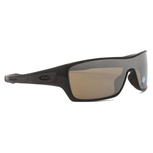 Oakley Oakley Turbine Rotor Sunglasses OO9307-06 Black Tungsten Iridium Lens