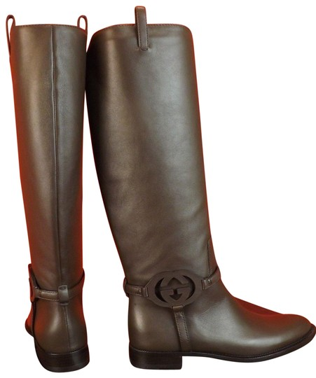 Preload https://img-static.tradesy.com/item/22939142/gucci-brown-cocoa-leather-interlocking-gg-logo-tall-harness-riding-7-bootsbooties-size-eu-37-approx-0-1-540-540.jpg
