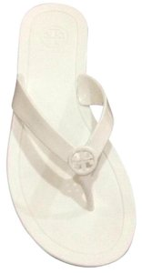 Tory Burch Jelly White Jelly White Thong White ivory Sandals
