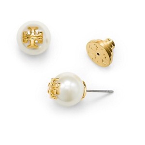 Tory Burch New! Tory Burch Pearl stud earring