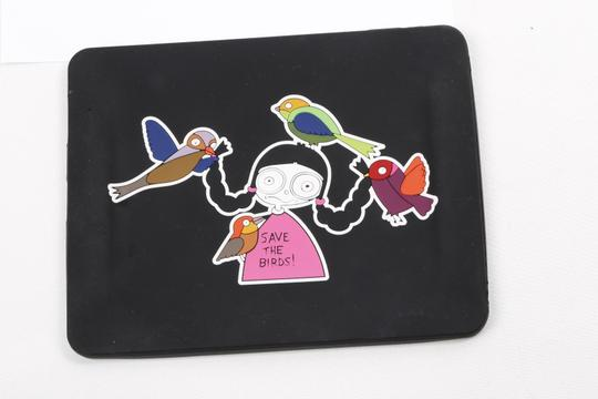 Marc by Marc Jacobs MARC BY MARC JACOBS Ipad Case Save The Birds Premium For Apple Image 7