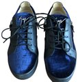 Giuseppe Zanotti blue ,black Athletic Image 0