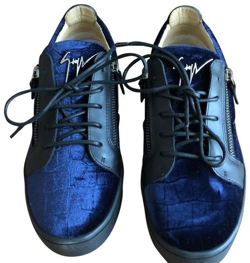 Preload https://img-static.tradesy.com/item/22939760/giuseppe-zanotti-blue-black-men-s-sneakers-size-us-8-regular-m-b-0-1-540-540.jpg
