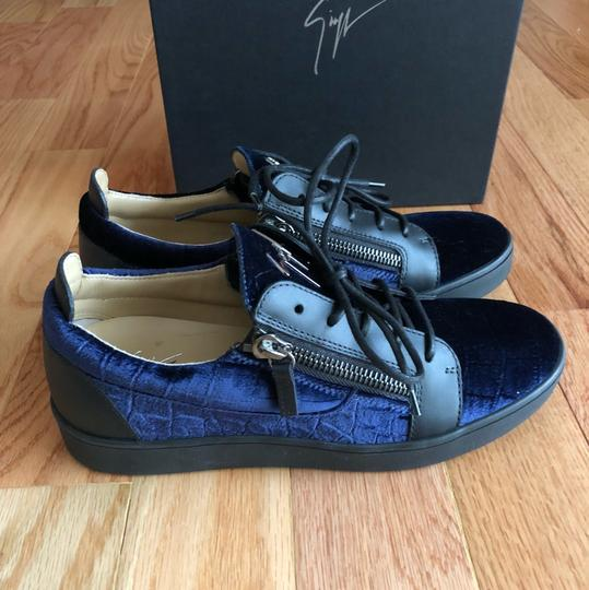 Giuseppe Zanotti blue ,black Athletic Image 1