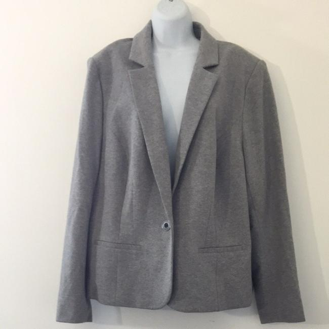 Lane Bryant Gray Jacket