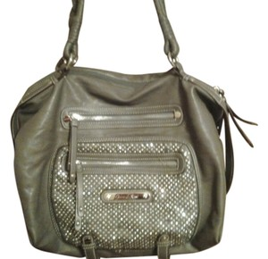 Genna De Rossi Satchel in grey