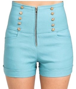 Fashion Evny Shorts Sky Blue