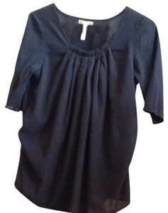 Old Navy Black Maternity Blouse