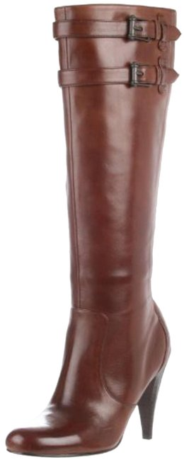 Item - Brown New Air Jalisa Knee High Leather Boots/Booties Size US 6.5 Regular (M, B)