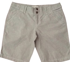 Old Navy Shorts Khaki/white