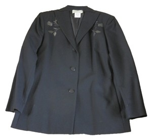 Harve Benard Black Blazer