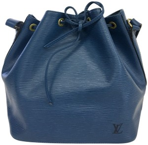 Louis Vuitton Lv Epi Noe Shoulder Bag