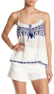 Gypsy05 Top blue white