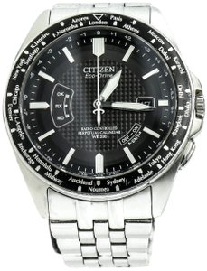 Citizen Citizen Eco Drive Radio Controlled Stainless Steel Watch