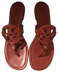 a84135aeddea Tory Burch Brown Sandals - item med img. Tory Burch. Brown Miller Sandals.  Size  US 8.5