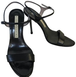 Diego Dolcini Black Sandals