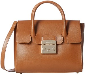Furla Satchel in Brown