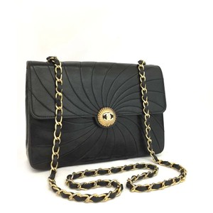 Chanel Classic Lambskin Leather Shoulder Bag