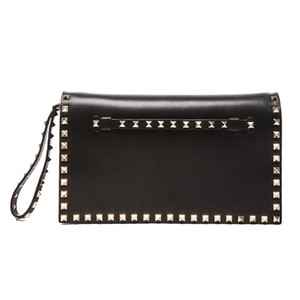 Valentino Black Clutch