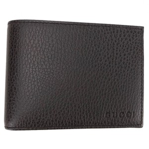 Gucci GUCCI 278596 Men's T. Moro Leather Bifold Wallet
