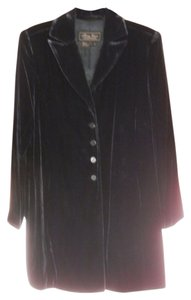 Terry Lewis classic Luxuries Navy Velvet Blazer