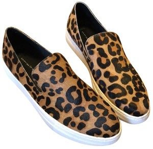 Steven by Steve Madden black and brown Flats