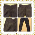 Free People Boyfriend Pants Black Image 2