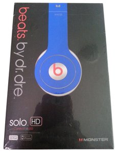 Monster Beats by Dre Solo