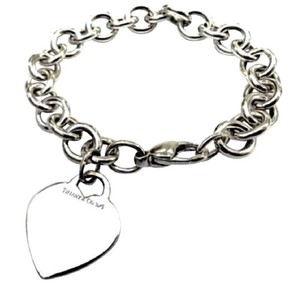 Tiffany & Co. Tiffany & Co. Heart Tag Bracelet