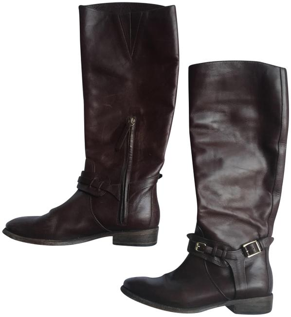 Item - Burgundy Bridal Riding Equestrian Boots/Booties Size EU 36 (Approx. US 6) Regular (M, B)