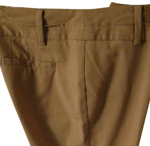Worthington Straight Pants Beige