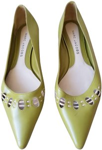 Marc by Marc Jacobs Green Platforms