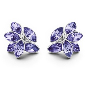 Dior Dior Blue Flower Earrings