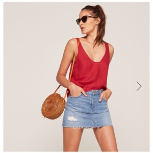 Reformation Top red