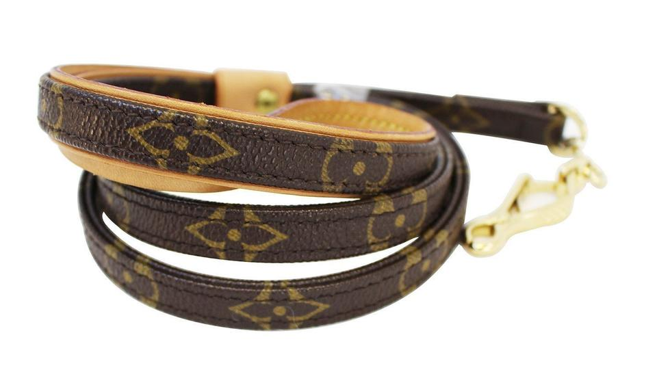 2294c2b3c923 Louis Vuitton LOUIS VUITTON Monogram Dog Leash Baxter MM Image 0 ...