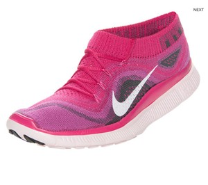 Nike Fireberry/White/Pink Athletic