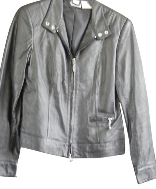 Newport News Leather Jacket