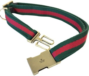 Gucci Dog Collar adjustable 155149 H900T
